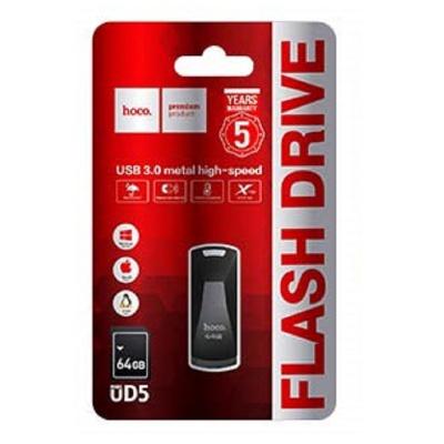 Hoco USB 3 0 Flash Drive Metal High Speed 64 GB
